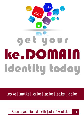 MyISP Domain Name Registration in Kenya