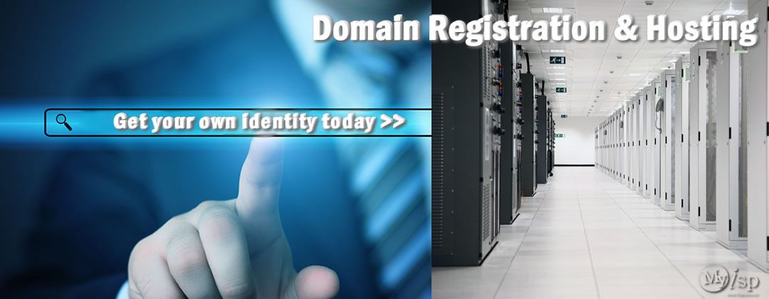 MyISP Domain Hosting and Registration .co.ke