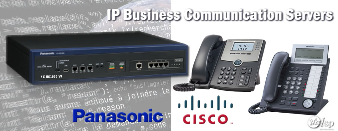 MyISP KX-NS1000 V3 IP BUSINESS COMMUNICATIONS SERVER